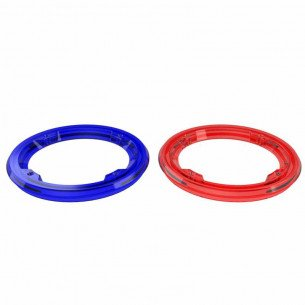 2017 Roswell Aquatone Led Night Ring Blue