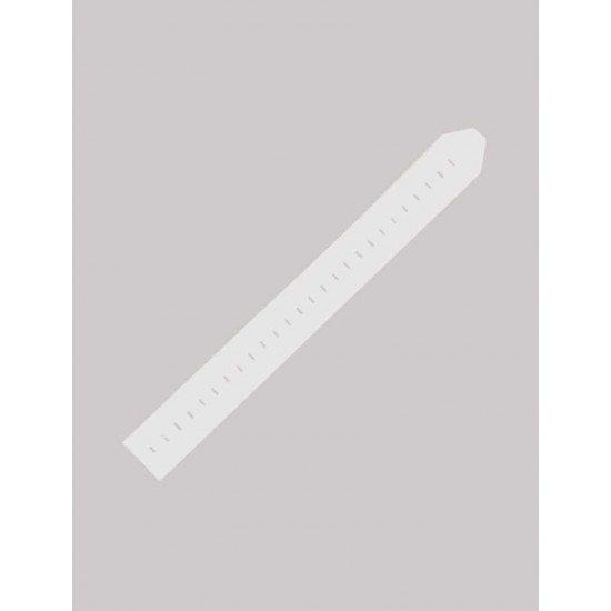 2020 Slingshot Gummy Strap White