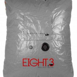 Eight.3 Telescope - Floor Ballast - Rectangle - 800lbs/360kg