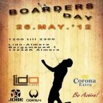 Boarders Day