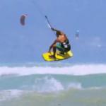 Wakeskate kite
