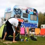Jobe Pro's Go Camping