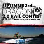 Dragon 2.0 Rail Contest bij Down Under