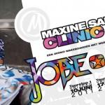 Jobe Maxine Sapulette Clinic Tour