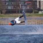 Wakeboarden 21 maart 2010