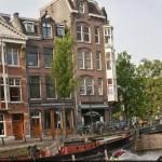 Wakeboarden door de Amsterdamse grachten