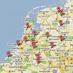 Kabelskibanen in Nederland